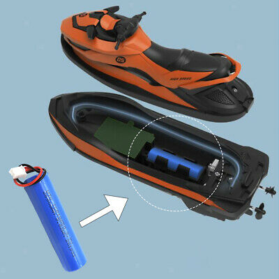 £6.86 • Buy High Performance Battery For RC Boat Model 2.4G RC Yacht Parts Upgrade