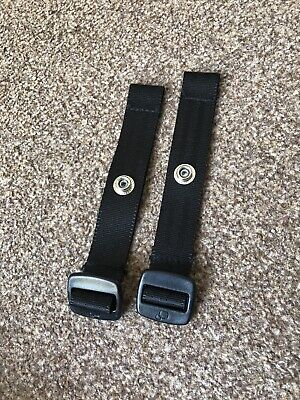 £15 • Buy NEW QUINNY SEAT BELT EXTENSION HARNESS STRAP Black 15cm For BUZZ /ZAPP /XTRA