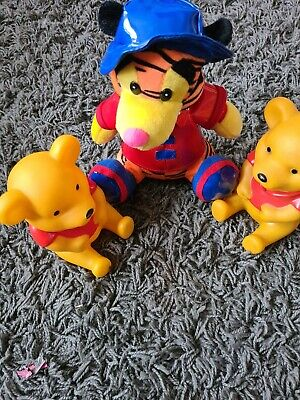 £3.75 • Buy Vintage Winnie The Pooh And Tigger Toys