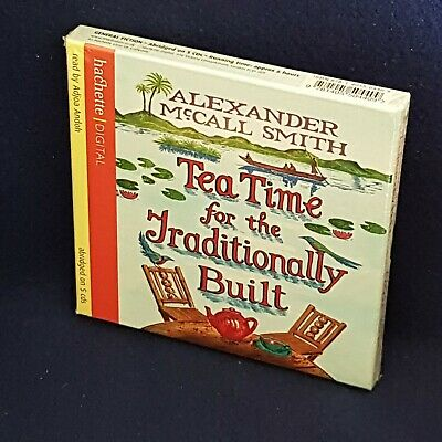 AU14.19 • Buy Tea Time For The Traditionally Built By Alexander McCall Smith (NEW Audio 5-CD)