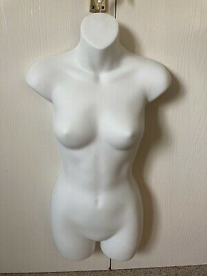 £8 • Buy Female Hanging Body Form Retail Display Mannequin