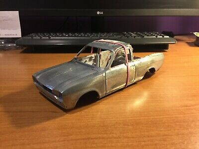 """£29.99 • Buy 1/18 Scale, Minichamps, Ford Escort Mk1 """"Unfinished Project"""" (4), Spares/repairs"""