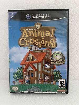 £9.01 • Buy Animal Crossing Nintendo GameCube 2002 Just Case And Disc.