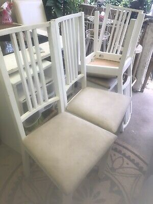 AU45 • Buy 4 X IKEA  Jorge Dining Chairs In Good Condition. Collect Lilyfield