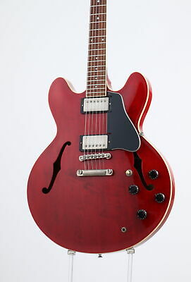 $ CDN2852.06 • Buy Used Orville By Gibson 1993 Es335 Cherry Sn G312244 Electric Guitar With Case