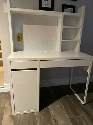AU20 • Buy Ikea White Desk - Great For Kids Room, In Good Condition