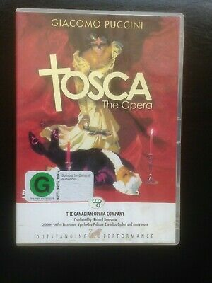 £3.99 • Buy Puccini TOSCA  - Canadian Opera Company DVD