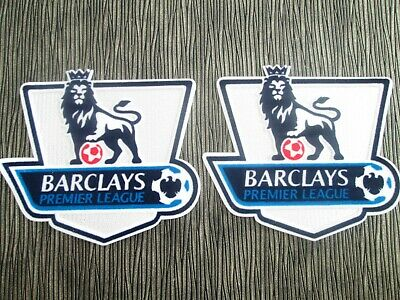 £4.99 • Buy 2007-2013 Pair Of Premier League Patch Player Size  Iron On Heat Press