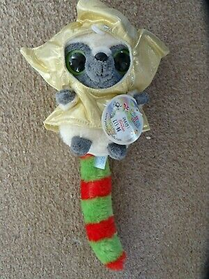 £3.99 • Buy Yoohoo & Friends Aurora Bush Baby With Star Outfit 13cm With Tags