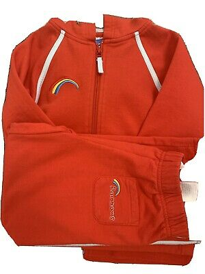 £0.99 • Buy Rainbows Uniform Bundle Hoodie And Trousers Size Small