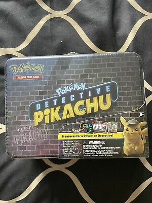 £85 • Buy Pokemon Sealed Detective Pikachu Collectors Chest Brand New Mint