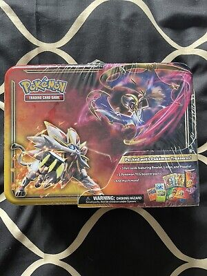 £55 • Buy Pokémon Collectors Chest Spring 2017 (English) NEW/RARE - Small Tear