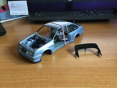 £21 • Buy 1/18 Scale, Minichamps, Ford Sierra Cosworth Shell, Moonstone, Spares / Repairs
