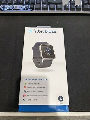 AU79.99 • Buy Fitbit Blaze Large - 3 Bands - 3 Frames - 2 Chargers - USED!