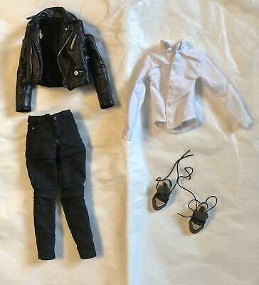 $85 • Buy Fashion Royalty Level Of Suspense Lukas Maverick  Outfit Clothes Shoes- Pls Resd