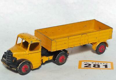 £17 • Buy #281 Dinky 409 Bedford Articulated Lorry, Yellow