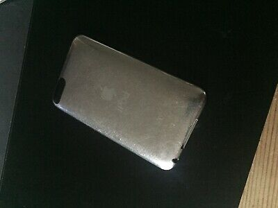 £16 • Buy Apple IPod Touch 2ND And 3RD Generation Silver 8GB