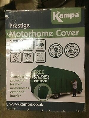 £39.50 • Buy Kampa Motorhome Protective Cover To Fit Size 5.7m To 6.1m.