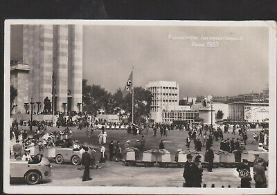 £10 • Buy RP Paris International Exposition 1937 General View Third Reich Chipault