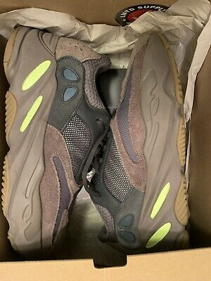 $ CDN308.42 • Buy ADIDAS YEEZY BOOST 700 WAVE RUNNER MAUVE Size 7 Pre Owned