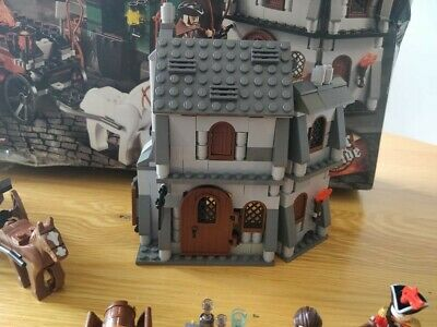 £110 • Buy Lego Pirates Of The Caribbean, Set No 4193, Pre-owned, The London Escape.