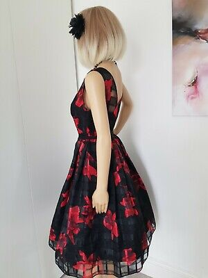 £29.99 • Buy Phase Eight Gorgeous Occasion Dress Size 14 Worn Once Excellent