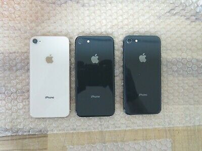 $ CDN197.50 • Buy Lot Of 3 Apple IPhone 8 64GB Phones A1905 *ALL UNLOCKED* *ALL HAVE ISSUES, READ*