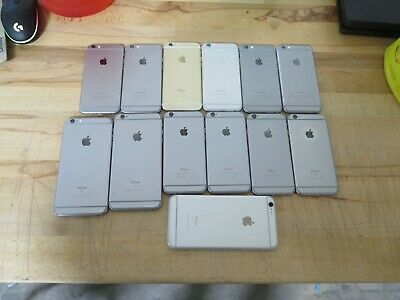 $ CDN210 • Buy Lot Of 13 Apple IPhone 6 6S 6+ As-Is/Broken/For Parts UNTESTED A1549 A1688 A1687