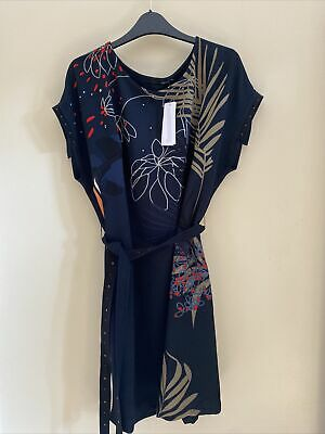 £21 • Buy Captain Tortue NWT Size 42 Dress Blues Golds Reds