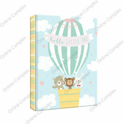 £4.99 • Buy Home Collection Slip In Photo Albums 4 X 6  Blue Baby Album Holds 80 Photos👶