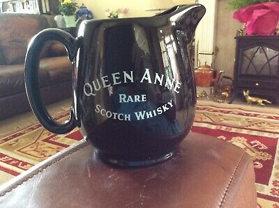 £15 • Buy Queen Anne Rare Scotch Whiskey Water Beer Pub Jug Wade 1960's