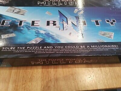£7.99 • Buy Ertl Games Eternity The Puzzle Complete Good Condition