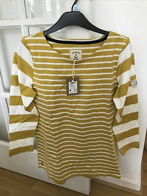 £3.50 • Buy Joules Top Size 12 BNWT