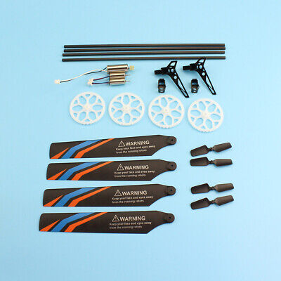 £13.15 • Buy RC Helicopter Upgrade Spare Parts Accessories Blade Kit For WLToys XK K127