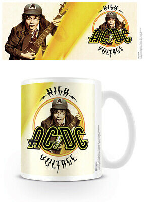 £8.49 • Buy AC/DC - High Voltage - Tea And Coffee Mug (Officially Licensed Merchandise)