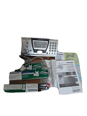 £13 • Buy Panasonic Phone And Fax Machine And Digital Messaging System Model Kx-f2780