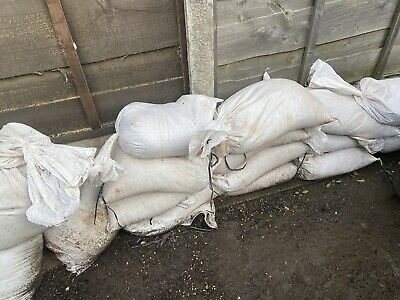 £35 • Buy 20 Sand Bags / Building Sand