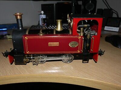 £805 • Buy EARLY ROUNDHOUSE Live Steam G-scale 45mm 0-4-0 Loco