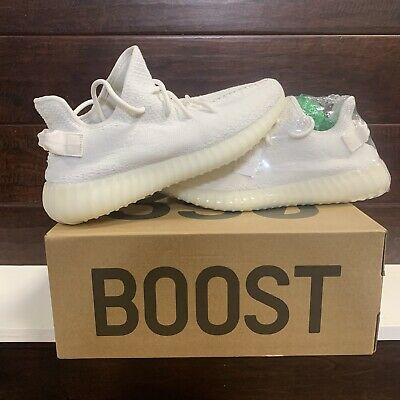 $ CDN374.51 • Buy Yeezy Boost 350 V2 Cream White/Triple White Mens CP9366 Athletic Shoes Size 11
