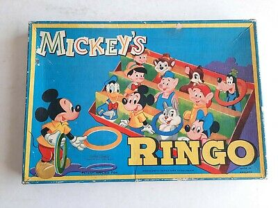 £20 • Buy Mickey's Ringo Game By Spear's Games