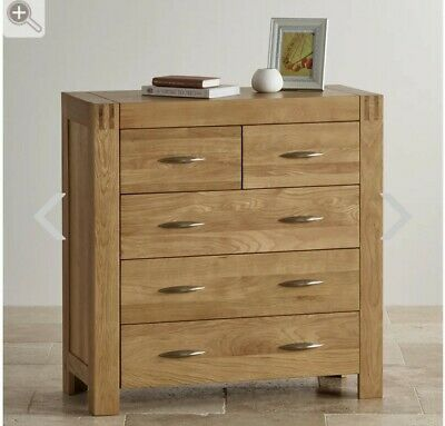 £239 • Buy Oak Furniture Land Alto Chest Of Drawers Excellent Condition