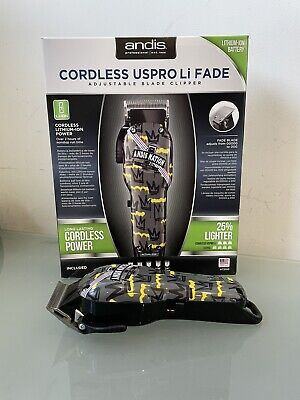 £25.50 • Buy Andis USPRO Li Fade Limited Edition Cordless Clipper - Andis Nation