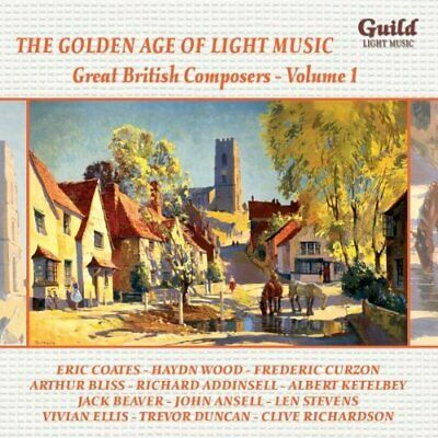 £10.08 • Buy Coates / Johnson / London S...-great British Composers Vol 1 Cd New