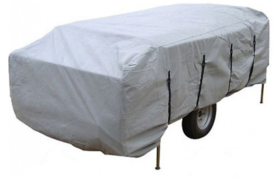 £59.99 • Buy Kampa Trailer Tent Breathable Storage Cover Fits Conway DL & Cabanon DL 883002