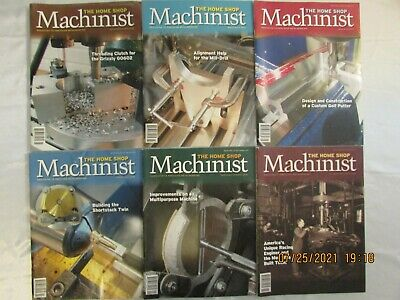 $25 • Buy Home Shop Machinist 1984 Issues