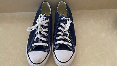 £9.99 • Buy CONVERSE Chuck Taylor All Star Ox Shoes M9697c Sneaker Trainers UK 7, Worn Once