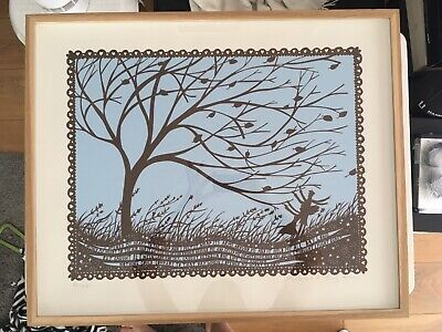£200 • Buy  I Opened My Heart To You  By Rob Ryan Signed Limited Edition Print