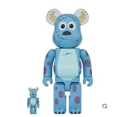 $186 • Buy Bearbrick 100% And 400% 2021 Sulley Monster Inc