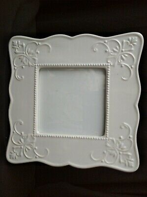 £11.95 • Buy NEXT Ceramic Photo Frame Suitable For 4x4 Inch Photo