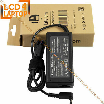 £10.99 • Buy For Asus ZenBook UX310U 19V 1.75A 33W Laptop Power Supply AC Adapter Charger PSU
